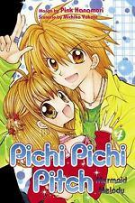 Pichi Pichi Pitch Vol. 4 : Mermaid Melody by Michiko Yokote; Pink Hanamori