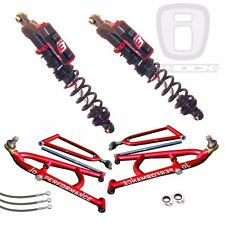 Elka STAGE 3 Shocks JD Performance LONG TRAVEL A-Arms HONDA TRX 250R 400EX 450R