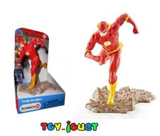 FIGURINE SCHLEICH PVC PLASTIQUE NEUVE DC JUSTICE LEAGUE FLASH 10 CM ENVIRON