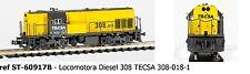 Startrain - ref.60917B - Locomotora Diesel TECSA 308 ep.V