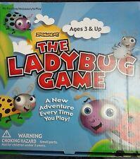 Zobmondo Entertainment The Ladybug Game Free Shipping Complete