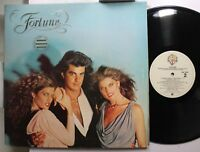 Rock Promo Lp Fortune Self-Titled On Wb