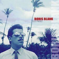BORIS BLANK - ELECTRIFIED (2CD STANDARD) 2 CD NEW+