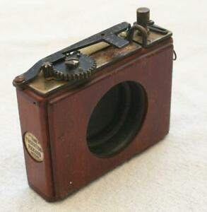 Antique Thornton Pickard Time & Instant Plate Camera Shutter - working