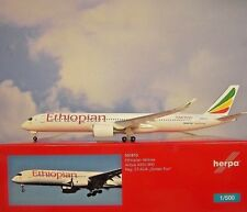 Herpa Wings1:500  Airbus A350-900  Ethiopian ET-AUA  531610  Modellairport500