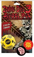 Zombie Dice 3 School Bus Game Expansion From Steve Jackson Games SJG 131334