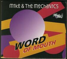 MIKE & THE MECHANICS Word Of Mouth 2 tr DIGIPACK USED paul carrack genesis