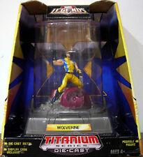Marvel Legends Titanium Series Wolverine Nuevo Y Sellado