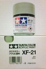 Tamiya acrylic paint. XF-21 Sky, 23ml.