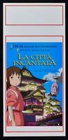 Cartel El Ciudad ' Encantado Spirited Away H. Miyazaki, Anime Japan Cartel L11