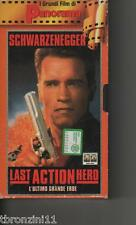 LAST ACTION HERO - I GRANDI FILM DI PANORAMA - VHS