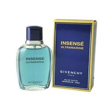 Insense Ultramarine For Men By Givenchy Eau De Toilette Spray 3.3 oz
