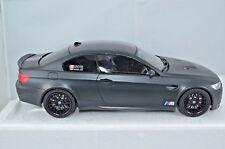 GT SPIRIT 1:18 SCALE BMW DTM CHAMPION EDITION - MATT BLACK LTD. EDITION