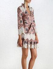 ZIMMERMANN Regular Size Linen Dresses for Women
