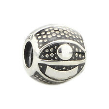 Collection .925 Sterling Silver Charm Basketball