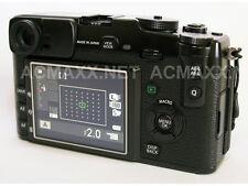 "ACMAXX 2.8"" HARD LCD SCREEN ARMOR PROTECTOR FujiFilm X-E1 Fuji XE1 XE-1 X-E-1 DC"