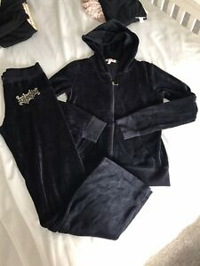 Women's juicy couture Tracksuit Velour Size Small