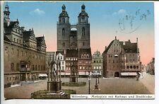 Feldpostkarte Echtfotos aus Sachsen-Anhalt