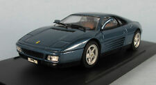 BANG Ferrari 348 TB Pininfarina (Blue Met.) 1/43 Scale Diecast Model NEW, RARE!