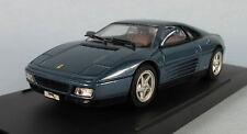 BANG Ferrari 348 TB Pininfarina (Blue Met.) 1/43 Scale Diecast Model NEW, RARE!