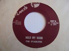 "New ListingThe Starlites Hold My Hand Mart'S Reggae 7"" Hear"