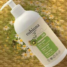 Eubiona Kamille-Kiwi Volumen-Shampoo 500ml Naturkosmetik vegan silikonfrei bio
