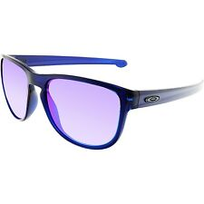 Oakley Men's Sliver OO9342-09 Blue Square Sunglasses