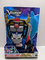 Voltron Defender Gear RolePlay Set - Mask & Sword (Damaged Retail Packaging)