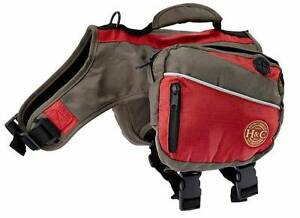 Henry & Clemmie's BACKPACK Dog Travel Pack 4 Size Choices 2 Color Choices