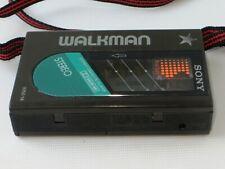 Sony WALKMAN WM-14 Stereo Cassette Player