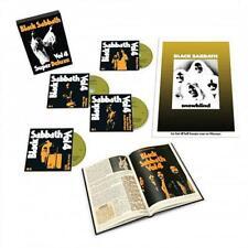 Black Sabbath Vol 4 Super Deluxe Edition Four 4 Disc CD