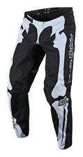 TLD Motocross Pant GP Skully Black/White Adult MX Troy Lee Designs Off-Road Race
