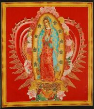 Our Lady of Guadalupe Fabric 9.5