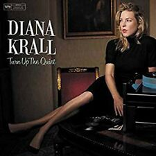 DIANA KRALL Turn Up The Quiet CD NEW 2017