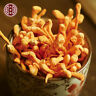 500g Dried Chinese Jin Chong Cao Cordyceps~Cordyceps Militaris 虫草花 Free Ship 金虫草