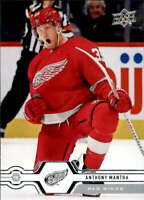 2019-20 Upper Deck #281 Anthony Mantha Detroit Red Wings