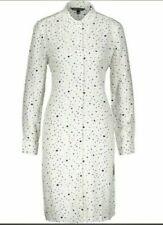 BNWT ISABELLA OLIVER Freya Maternity Shirt Dress polka dot size 1 uk 8 RRP £140