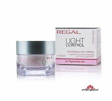Whitening Antiaging Day Cream Face Effective for Pigmented Skin with Dark Spots