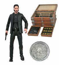 Diamond Select John Wick Deluxe 7-Inch Action Figure Box Set