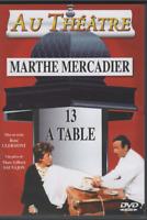 Au Theatre Ce Soir Dvd 13 A Table René Clermont Marthe Mercadier René Camoin