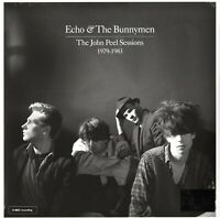 Echo & the Bunnymen – The John Peel Sessions 1979-1983 – Vinyl, 2XLP, Rhino, NEW