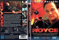 (DVD) Royce - James Belushi, Miguel Ferrer, Peter Boyle, Chelsea Field (1994)