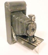 Vintage KODAK #2 FOLDING CARTRIDGE HAWK-EYE MODEL C CAMERA - prop / shelf item