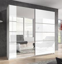Schwebetürenschrank weiß 150 breit  Kleiderschränke mit Schwebetür | eBay