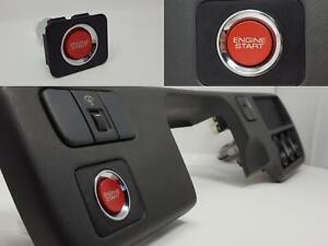 92-95 Honda Civic S2000 Push Button Start Panel_sedan coupe hatchback_s2k eg6 L