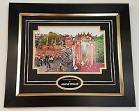 ** NEW Arsene Wenger of Arsenal Signed Photo Picture Autograph Display ***