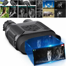 "7x31 2"" Hunting Infrared Digital Night Vision Binocular Telescope Camera NV400B"