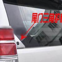For Toyota Land Cruiser Prado J150 2010-2018 Rear Window Triangle Trim Cover