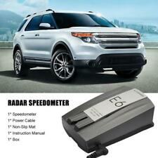Full Band 360° Cobra Car Gps Speed Radar Detectors Voice Alert Laser Anti-Police