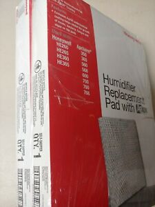 Honeywell (2) TWO HC26E 1004 replacement pads with Agion